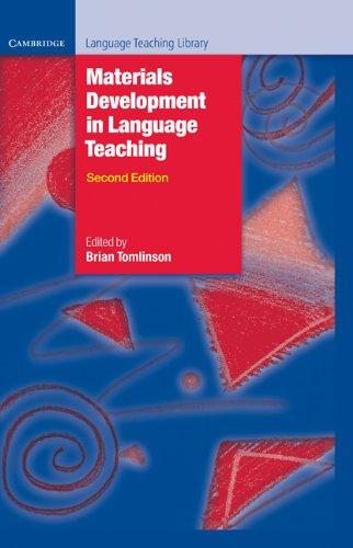 9780521762854: Materials Development in Language Teaching (Cambridge Language Teaching Library)