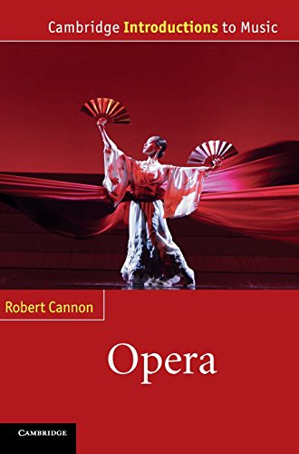 9780521763028: Opera (Cambridge Introductions to Music)