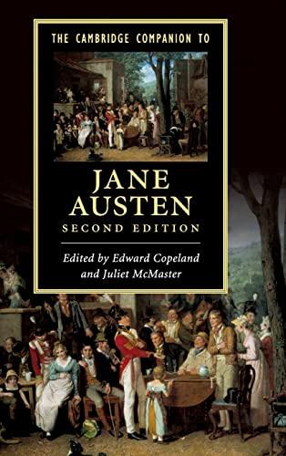 9780521763080: The Cambridge Companion to Jane Austen