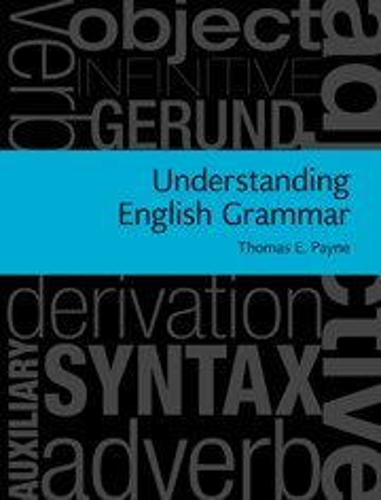 9780521763295: Understanding English Grammar Hardback