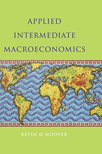 9780521763882: Applied Intermediate Macroeconomics