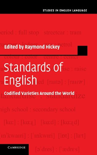 9780521763899: Standards of English: Codified Varieties around the World (Studies in English Language)