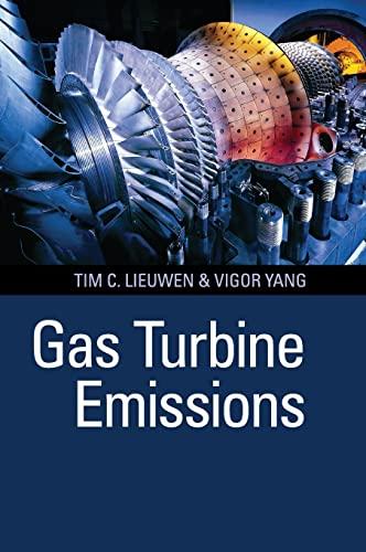9780521764056: Gas Turbine Emissions (Cambridge Aerospace Series)