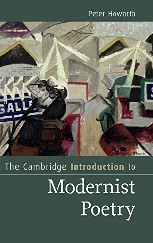 9780521764476: The Cambridge Introduction to Modernist Poetry (Cambridge Introductions to Literature)