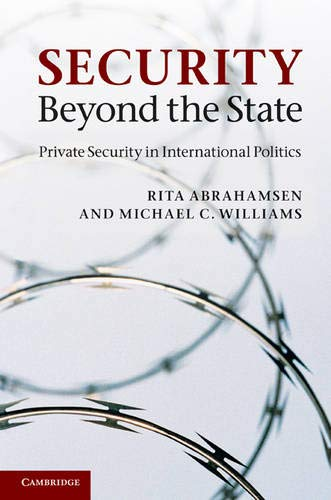 9780521764711: Security Beyond the State: Private Security in International Politics