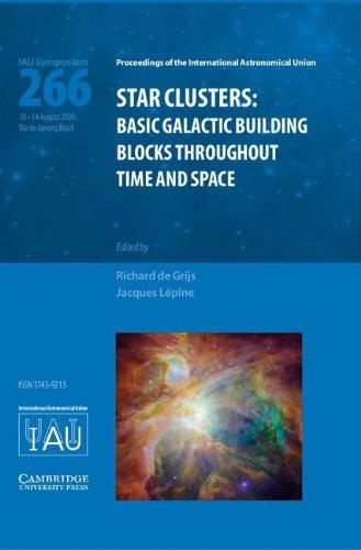 Star Clusters (IAU S266) (Hardcover): Richard De Grijs