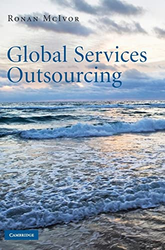 9780521765466: Global Services Outsourcing