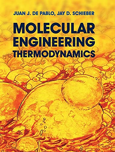 9780521765626: Molecular Engineering Thermodynamics