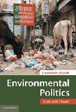 9780521765763: Environmental Politics: Scale and Power