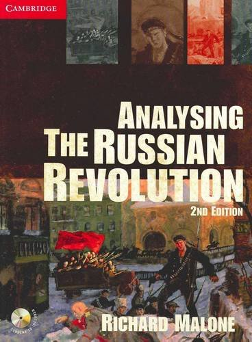 an analysis of the russian revolution until 1861 The october revolution in petrograd overthrew the russian provisional government and gave the power to the local soviets dominated by bolsheviks as the revolution was not universally recognized outside of petrograd there followed the struggles of the russian civil war (1917-1922) and the creation of the soviet union in 1922.