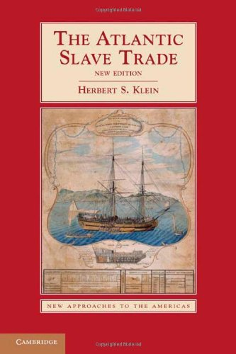 9780521766302: The Atlantic Slave Trade (New Approaches to the Americas)