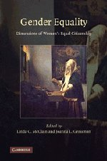 9780521766470: Gender Equality: Dimensions of Women's Equal Citizenship
