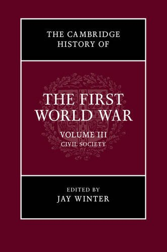9780521766845: The Cambridge History of the First World War (Volume 3)