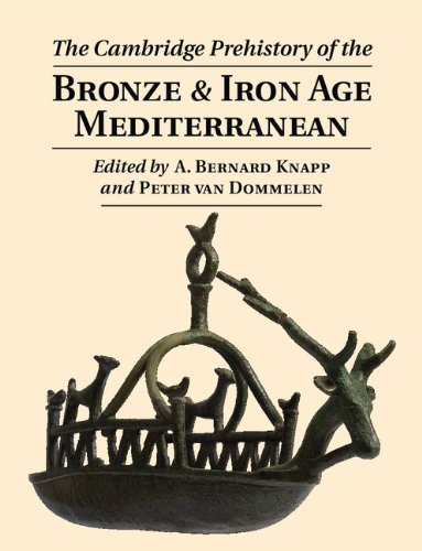 9780521766883: The Cambridge Prehistory of the Bronze and Iron Age Mediterranean