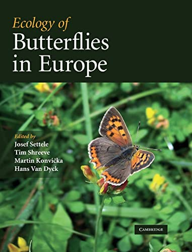 9780521766975: Ecology of Butterflies in Europe