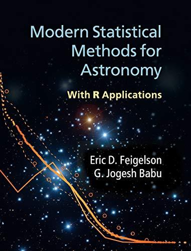 9780521767279: Modern Statistical Methods for Astronomy Hardback