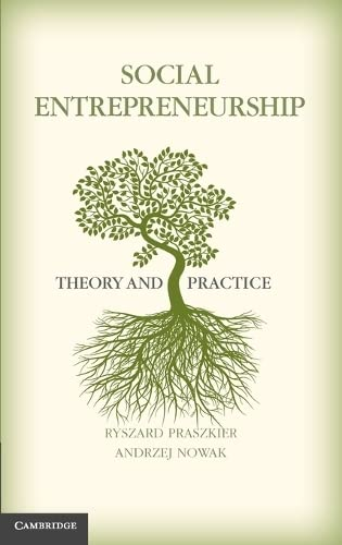 9780521767316: Social Entrepreneurship Hardback