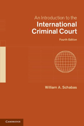 9780521767507: An Introduction to the International Criminal Court