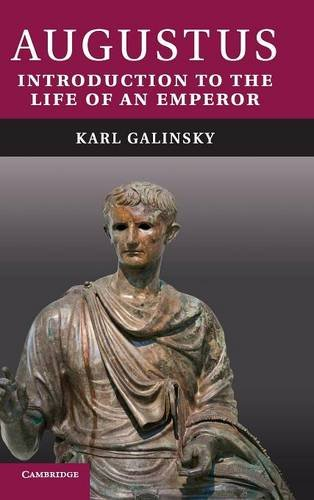 9780521767972: Augustus: Introduction to the Life of an Emperor