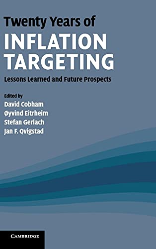 9780521768184: Twenty Years of Inflation Targeting: Lessons Learned and Future Prospects