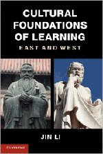 9780521768290: Cultural Foundations of Learning: East and West