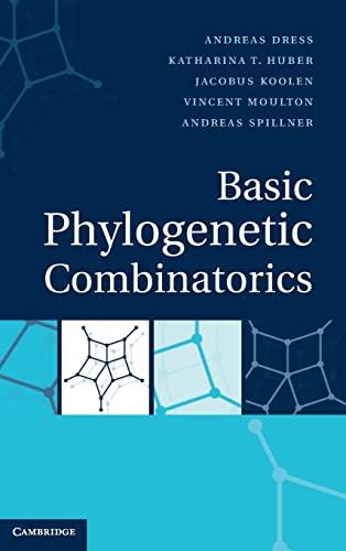 9780521768320: Basic Phylogenetic Combinatorics