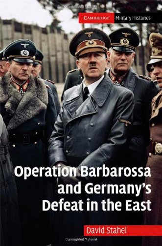 9780521768474: Operation Barbarossa and Germany's Defeat in the East (Cambridge Military Histories)