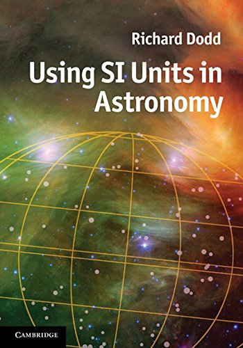 9780521769174: Using SI Units in Astronomy