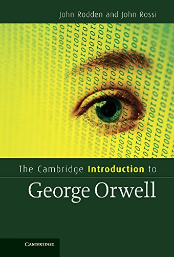 9780521769235: The Cambridge Introduction to George Orwell (Cambridge Introductions to Literature)