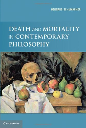 9780521769327: Death and Mortality in Contemporary Philosophy Hardback