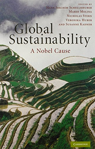 9780521769341: Global Sustainability: A Nobel Cause