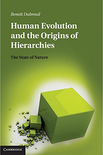 9780521769488: Human Evolution and the Origins of Hierarchies: The State of Nature