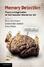 9780521769525: Memory Detection: Theory and Application of the Concealed Information Test