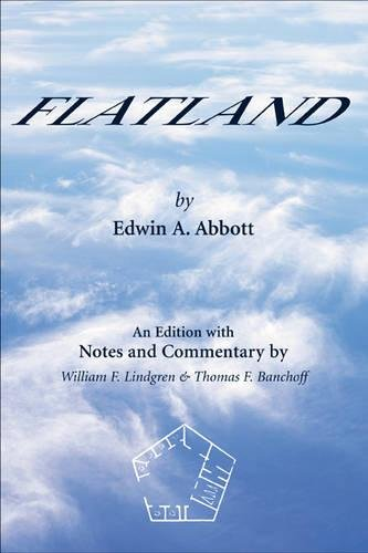 9780521769884: Flatland: An Edition with Notes and Commentary (Spectrum)