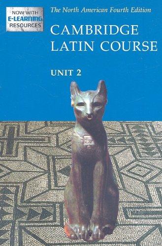 9780521769990: Cambridge Latin Course, Unit 2