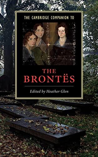9780521770279: The Cambridge Companion to the Brontës (Cambridge Companions to Literature)