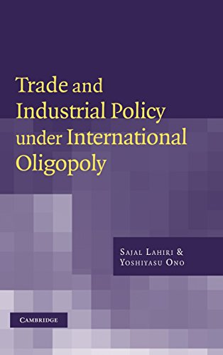 9780521770330: Trade and Industrial Policy under International Oligopoly