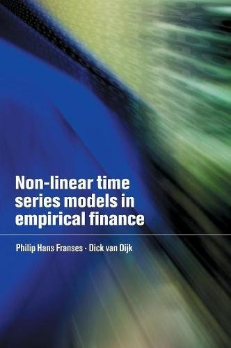 9780521770415: Non-Linear Time Series Models in Empirical Finance