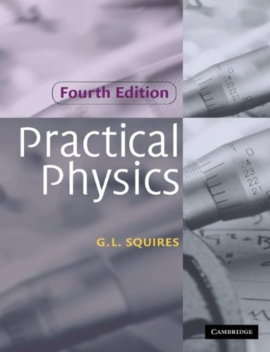 9780521770453: Practical Physics, 4th Edition