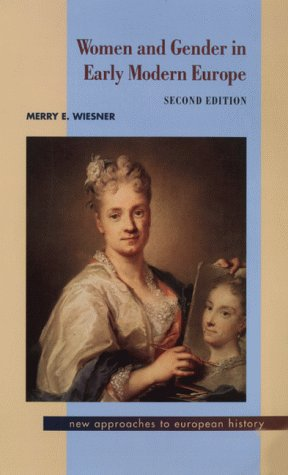 9780521771054: Women and Gender in Early Modern Europe (New Approaches to European History)