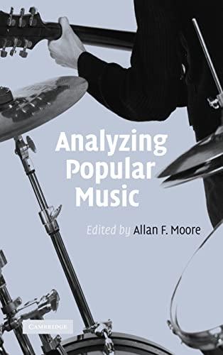 9780521771207: Analyzing Popular Music Hardback
