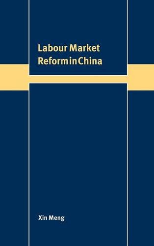 9780521771269: Labour Market Reform in China (Trade and Development)
