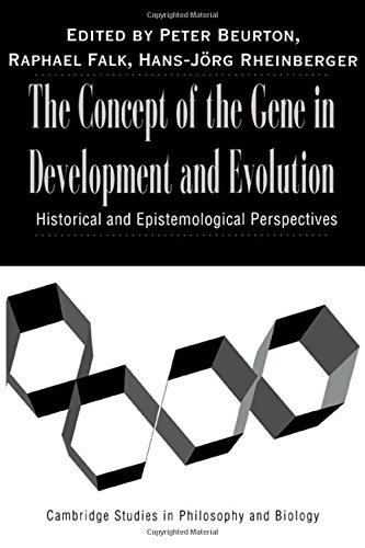 9780521771870: The Concept of the Gene in Development and Evolution Hardback: Historical and Epistemological Perspectives (Cambridge Studies in Philosophy and Biology)
