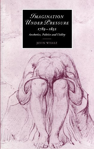 9780521772198: Imagination under Pressure, 1789-1832: Aesthetics, Politics and Utility (Cambridge Studies in Romanticism)