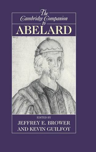 9780521772471: The Cambridge Companion to Abelard Hardback (Cambridge Companions to Philosophy)