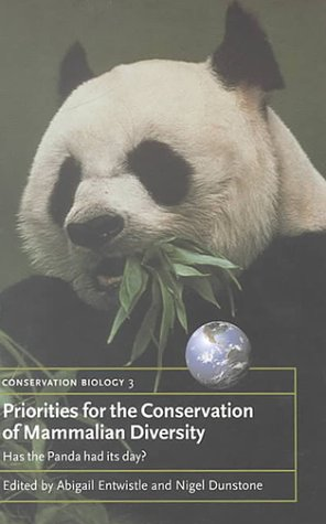 9780521772792: Priorities for the Conservation of Mammalian Diversity: Has the Panda had its Day?