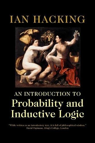 9780521772877: An Introduction to Probability and Inductive Logic