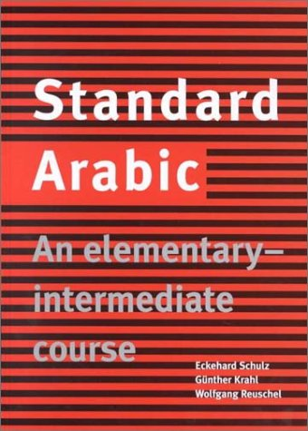 9780521773133: Standard Arabic: An Elementary-Intermediate Course