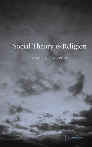 9780521773362: Social Theory and Religion