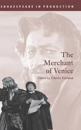 9780521773386: The Merchant of Venice (Shakespeare in Production)